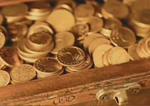 El oro de los Fritton