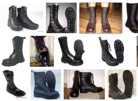 Imágenes de botas — kubinki