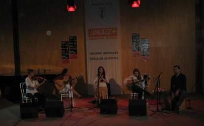 concierto de Las Migas