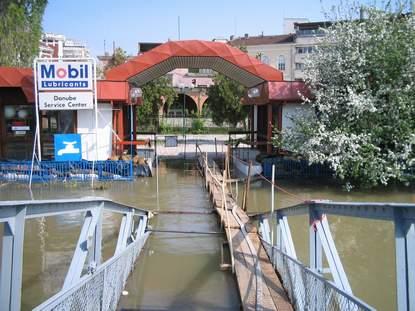 terminal fluvial de Ruse